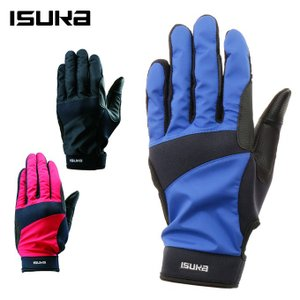手の平には吸汗性の良い人工皮革を、甲側にはウェザ−テックを使用しています。 要所を補強し、部分使いの...