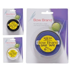 ボウブランド BOW BRAND テニス バドミントン グリップテープ ウェットタイプ 3本入り グ...