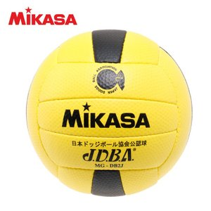ミカサ ( MIKASA ) ジュニア用ドッジボール 検定球2号 MGDB2J|himaraya
