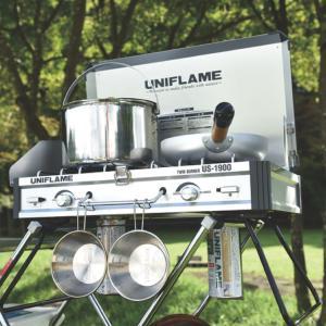 ユニフレーム UNIFLAME ツインバーナー US-1900 610305 himaraya