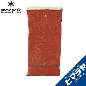 スノーピーク 封筒型シュラフ セパレートシュラフ オフトンワイド BD-103 snow peak|himaraya