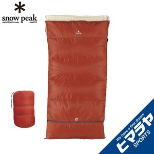 スノーピーク 封筒型シュラフ セパレートシュラフ オフトンワイド LX 下限温度3度 BD-104 snow peak|himaraya