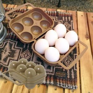 卵収納ケース エッグホルダー6 VP3149021B ビジョンピークス VISIONPEAKS himaraya