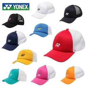 ヨネックス キャップ 帽子 メンズ レディース メッシュキャップ 40007|himaraya