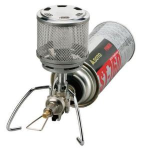 驚異の持久力!! 先に発売されたレギュレーターストーブST-310が持つマイクロレギュレーター機能を...