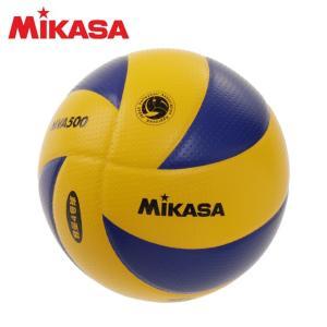 ミカサ MIKASA ジュニア 小学生バレーボール 検定球4号軽量 MVA500