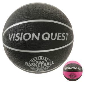 ビジョンクエスト VISION QUEST バスケットボール 6号球 バスケゴムボール VQ6BAR|himaraya