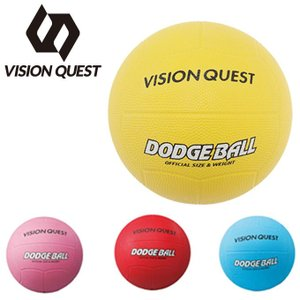 ビジョンクエスト VISION QUEST ゴムドッジボール ジュニア VQDO001|himaraya