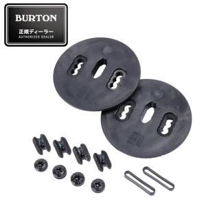 バートン BURTON スノーボードビンディング パーツ 3Dディスク用 3つ穴用 ボード専用パーツ M6 TRANSITION KIT フゾクヒン