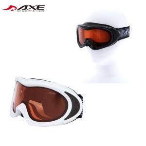 アックス AXE スキー スノーボードゴーグル ユニセックス 眼鏡対応 ORW-890|himaraya