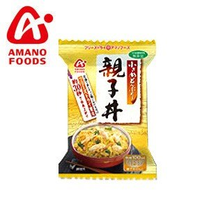 アマノフーズ AMANO FOODS 小さめどんぶり 親子丼 アウトドアアクセサリ 食品