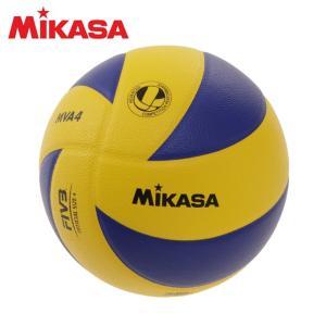 ミカサ MIKASA バレーボール 練習球4号 レディース MVA4|himaraya
