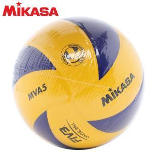 ミカサ MIKASA バレーボール メンズ レディース 練習球5号 MVA5|himaraya