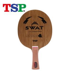 ティーエスピー TSP 卓球ラケット シェークタイプ メンズ・レディース スワットFL 26014