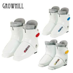グローヒル GROWHILL  スキーブーツ ジュニアブーツ  M-10K|himaraya