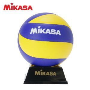 ミカサ MIKASA 記念品用 マスコットボール バレーボール MVA30|himaraya