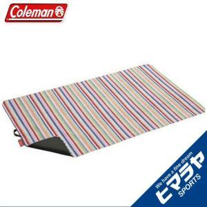 コールマン レジャーシート レジャーシートミニ ストライプ 2000010659 Coleman|himaraya