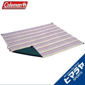 コールマン Coleman レジャーシート ストライプ 2000010665