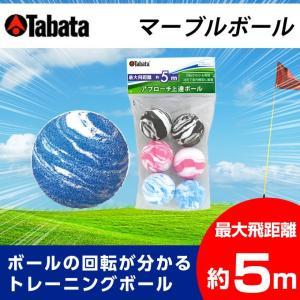 タバタ TABATA ゴルフ 練習用 練習器具 トレーニングボール 練習器 マーブルボール GV-0302 himaraya