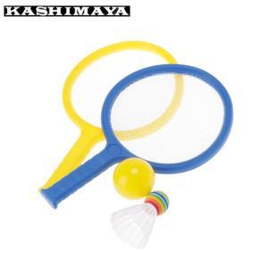 カシマヤ KASHIMAYA おもちゃ ジュニア ネットラケット 99598|himaraya