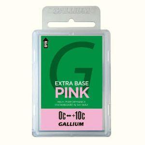 ガリウム ワックス ベースワックス EXTRA BASE PINK 100g SW2076 GALL...