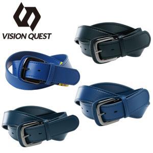 ビジョンクエスト VISION QUEST 野球 ベルト メンズ 一般ベルト VQ-B0404-10|himaraya