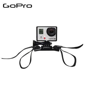 ゴープロ GoPro 多目的カメラパーツ ベンテッドヘルメットストラップマウント GVHS30|himaraya