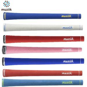 ムジーク Muziik ゴルフパター用グリップ Dry Compound Rubber ドライ コンパウンド ラバー DCR DCRS|himaraya