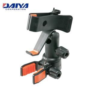 ダイヤ DAIYA ゴルフ スマートフォン用クリップ スマホザウルス AS-473|himaraya