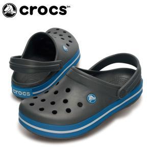 クロックス サンダル メンズ レディース crocband クロックバンド 11016-07W 【国内正規品】 crocs|himaraya