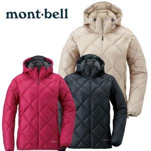 モンベル  ( mont bell ) アウトドア ダウンジャケット レディース ライトアルパイン ダウンパーカ Women's 1101431|himaraya