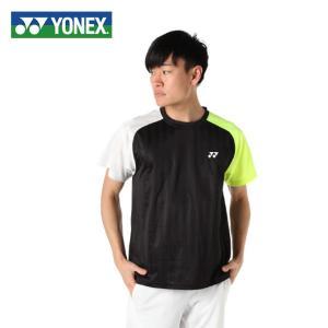 ヨネックス テニスウェア Tシャツ 半袖 メンズ レディース ヒマラヤ限定ドライTシャツ RWHI1401 YONEX バドミントンウェア