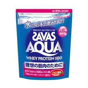 ザバス プロテイン アクアホエイプロテイン100 アセロラ風味 840g 約40食分 CA1337 SAVAS|himaraya