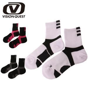 ビジョンクエスト VISION QUEST バスケット メンズ レディース ハイパフォーマンスミドル VQ570407D04 himaraya