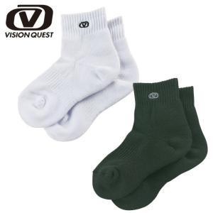 ビジョンクエスト VISION QUEST バレーボール メンズ レディース ソックス VQ570508D01|himaraya