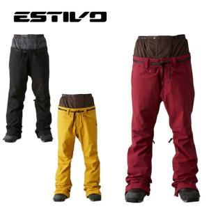 エスティボ ESTIVO スノーボードパンツ メンズ EV FREEDOM PNT フリーダムパンツ EV-7300 himaraya
