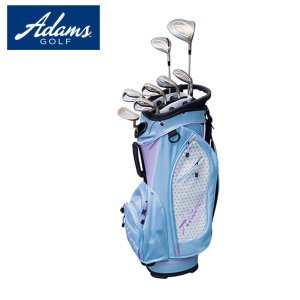 アダムス Adams ゴルフ セットクラブ レディース Idea アイデア セットクラブ 初心者向け