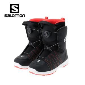 サロモン salomon スノーボードブーツ ダイヤルタイプ ジュニア LAUNCH BOA Jr
