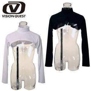 ビジョンクエスト VISION QUEST テニスウェア レディース トップガード UPF+50 VQ530301E06 himaraya