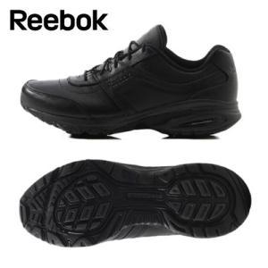 リーボックReebok RAINWALKER ダッシュ DMXMAX 4E BK M48150 ウォーキングシューズ メンズ ビジネスシューズ ウオーキング カジュアルシューズ 運動 靴