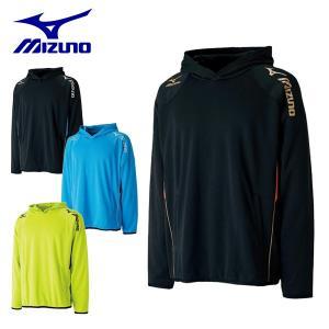 ミズノ テニスウェア スウェットパーカー メンズ レディース 62MC5041 MIZUNO