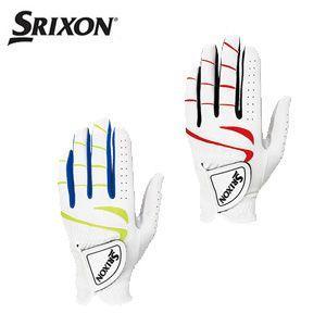 スリクソン SRIXON GGG-S014 ゴルフアクセサリー グローブ 左手 メンズ|himaraya