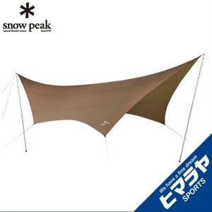 スノーピーク snow peak タープ Tarp HDタープシールド ヘキサL TP-862|himaraya