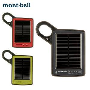 モンベル モバイル電源 モバイルパワーパック 1124615...