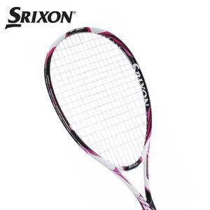 スリクソン ( SRIXON )  ソフトテニスラケット オールラウンド 張り上げ済み F 800 SR11504