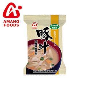 アマノフーズ AMANO FOODS 無添加 豚汁 アウトドアアクセサリ 食品