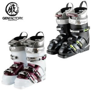 ゲン GENFACTORY   スキーブーツ バックルブーツ メンズ レディース  QM-CARVE7|himaraya
