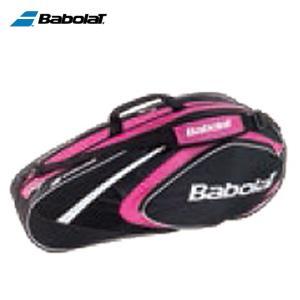 バボラ RACKET HOLDER X6 BB751079 テニス ラケットバッグ ラケット6本用