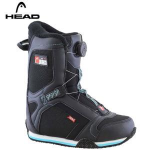 【2015‐16モデル】 ヘッド HEAD スノーボードブーツ ジュニア BOAブーツ JR BOA H