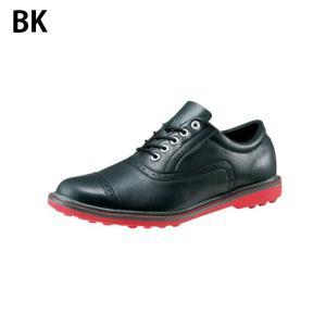 ツアーディビジョン Tour division ゴルフスパイク メンズ クラシックスタイルゴルフシューズ スパイクレス 靴 TD230102E01|himaraya|02